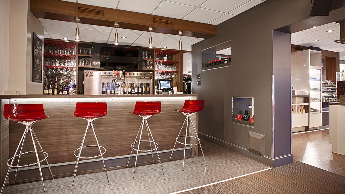 section bar café in